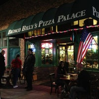 Photo taken at Bronco Billy's Pizza by Jesus P. on 3/10/2013