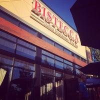 Photo taken at Bistecca Italian Steakhouse Wine Bar by Lori on 6/28/2014