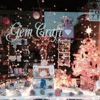 Photo taken at Gem Craft Boutique by Deborah O. on 11/26/2014