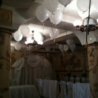 "Photo taken at Ресторан ""Золотая Колесница"" by Маргарита on 9/22/2012"
