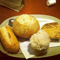 Photo taken at Panera Bread by Benjamin on 6/19/2013