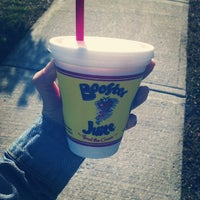 Photo taken at Booster Juice by Sherman on 10/18/2012