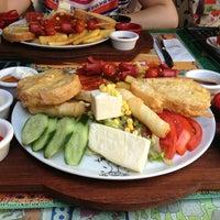 Photo taken at Leman Kültür by Yıldırım Ö. on 7/26/2013
