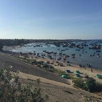 Photo taken at lang chai mui ne (Fishing Village) by PeacK S. on 3/8/2015