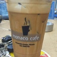 Photo taken at Monaco Cafe by Konstantinos M. K. on 8/25/2014