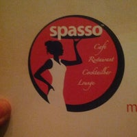 Photo taken at Spasso by Saffus on 12/7/2012