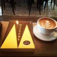 Photo taken at Aviano Coffee by Michael S. on 11/2/2013