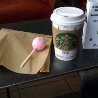 Photo taken at Starbucks by Austin G. on 10/19/2012