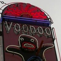 Photo taken at Voodoo Doughnut by Eddie B. on 1/14/2013