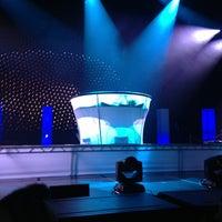 Photo taken at Horseshoe Casino Hammond Diamond lounge by Gemini on 12/23/2012
