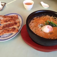 Photo taken at 赤坂 四川飯店 陳 CHEN'S DINING 北千住マルイ店 by Vena on 12/24/2012