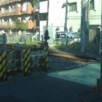 Photo taken at 日曹橋 by kamawanujp on 11/25/2012