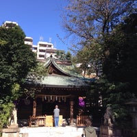Photo taken at 大塚天祖神社 by kamawanujp on 10/27/2013