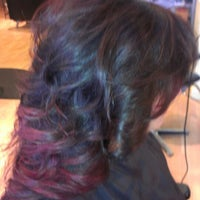 Photo taken at Mollie Michelle Boutique Salon by Laura A. on 3/26/2013