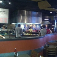 Photo taken at HuHot Mongolian Grill by Trish D. on 1/9/2013