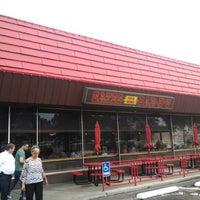 Photo taken at Gates Bar-B-Q by Matt D. on 6/19/2014