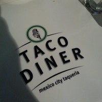 Photo taken at Taco Diner by Julianna L. on 3/16/2013