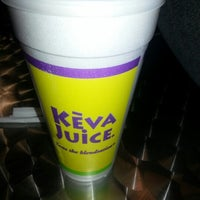 Photo taken at Keva Juice by Victoria S. on 10/25/2012