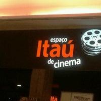 Photo taken at Espaço Itaú de Cinema by Elisangela M. on 10/27/2012
