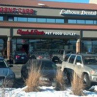 Photo taken at Chuck & Don's Pet Food Outlet by Shawn B. on 1/6/2013