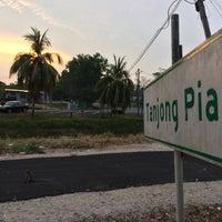 Photo taken at Tanjung Piai by Iskandar Razi F. on 4/13/2016