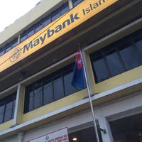 Photo taken at Maybank by Iskandar Razi F. on 4/6/2016