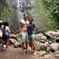 Photo taken at Mānoa Falls by Bradley R. on 5/8/2013