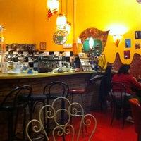 Foto tomada en La Clandestina por Tino G. el 11/4/2012