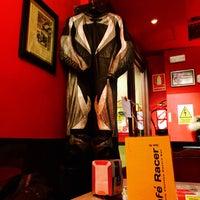 Photo taken at Café Racer Club 70 by Tino G. on 1/10/2015