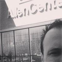 Photo taken at Two Allen Center by Justin G. on 10/14/2014