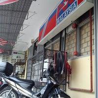 Photo taken at Pos Malaysia by Sapet D. on 6/15/2013