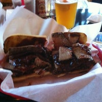Photo taken at Dog House Grill by Gerard L. on 3/22/2013