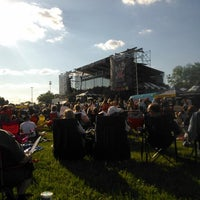 Photo taken at Red White And Blue Ash by Ashley J. on 7/4/2014