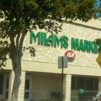 Photo taken at Milam's Market by Carlos R. on 10/2/2013