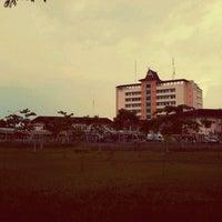 Photo taken at Politeknik Negeri Batam by Hendra Gunawan S. on 10/24/2012