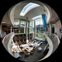 Photo taken at Brody Learning Commons Quiet Reading Room by Da Z. on 7/16/2014