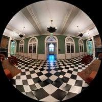 Photo taken at Johns Hopkins University Gilman Hall by Da Z. on 7/14/2014