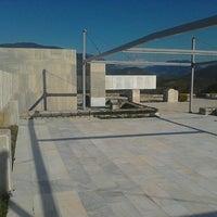 Photo taken at Μαυσωλείο Θυμάτων Ναζισμού by Aimilia G. on 3/17/2013