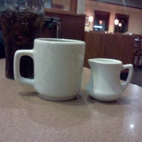Photo taken at Denny's by lynn on 10/22/2012