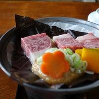 Photo taken at お食事の庵 基太の庄 by Takuya A. on 12/6/2015