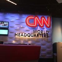 Photo taken at CNN Center by Julia C. on 7/28/2013