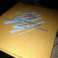 Foto tirada no(a) Barefoot Restaurant por Eric R. em 10/16/2012