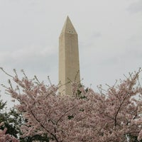 Photo taken at Washington Monument by Vegan E. on 4/12/2013