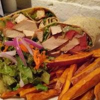 Photo taken at Ipanema Cafe by Vegan E. on 11/13/2012