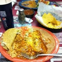 Photo taken at Los Hermanitos Restaurant by Amarae C. on 1/5/2013