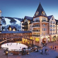 Photo taken at The Arrabelle at Vail Square, A RockResort by Salha M. on 4/5/2015
