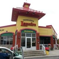 Foto tomada en Fromagerie Lemaire (Restaurant) por Steve M. el 10/16/2012