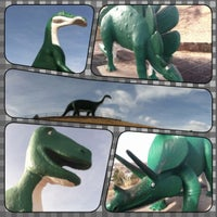 Photo taken at Dinosaur Park by Chris V. on 11/24/2012