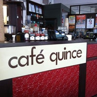 Photo taken at Cafe Quince by Robert on 10/18/2012