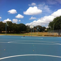 Photo taken at Prince Alfred Park by Johnny M. on 1/24/2013